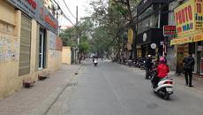 Hà Nội mở rộng tuyến đường được mong chờ nhất quận Thanh Xuân
