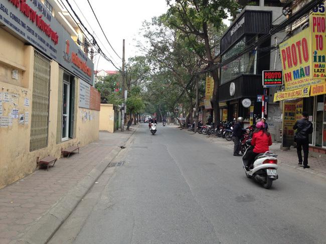 đường Vũ Trọng Phụng, chỉ giới đường đỏ, quy hoạch giao thông