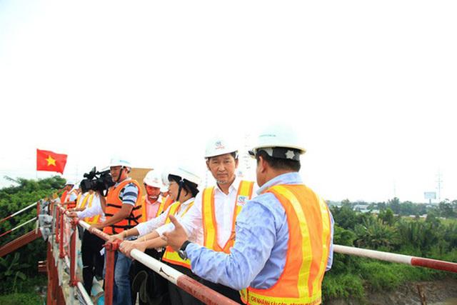 dự án chống ngập, bàn giao mặt bằng, giải phóng mặt bằng, Phó Chủ tịch UBND TP.HCM