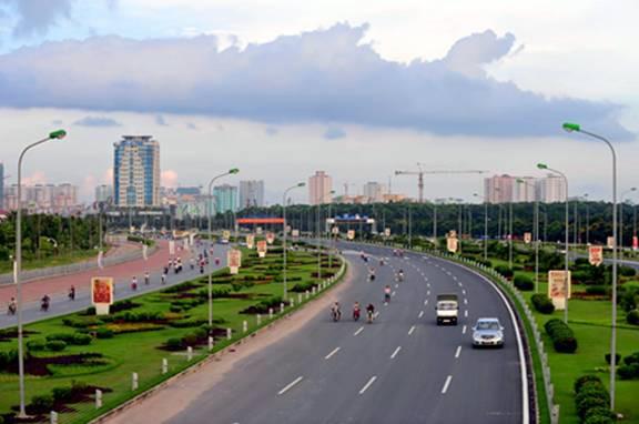 đường vành đai 3,5, quy hoạch giao thông Hà Nội, huyện Hoài Đức