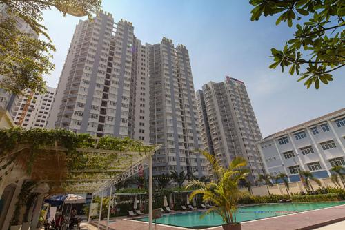Him Lam Land xây nhà xong mới bán
