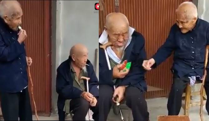 Về già, ai sẽ bên bạn như thế này?