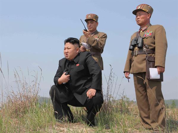Tình hình Triều Tiên mới nhất,vũ khí hạt nhân Triều Tiên,Kim Jong Un