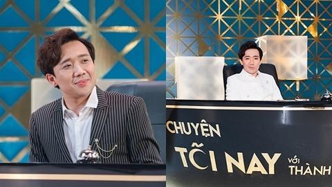 MC Trấn Thành làm chủ xị show 'Chuyện tối nay với Thành'