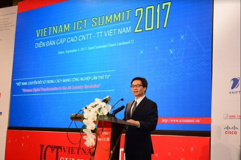 CMCN 4, Cách mạng Công nghiệp 4.0, CNTT, Truyền thông, ICT, ICT Summit