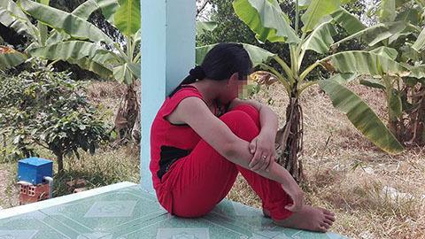 Bé gái 10 tuổi bị hiếp dâm đến mang thai hơn 4 tuần