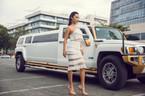 Hummer H3 limosine mạ vàng 'hàng khủng', tiền tỷ tại Việt Nam