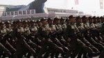 Lý giải kiểu duyệt binh lạ lùng của binh sĩ Triều Tiên