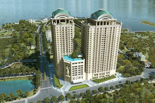 Cơ hội cuối sở hữu căn hộ cao cấp bên Hồ Tây