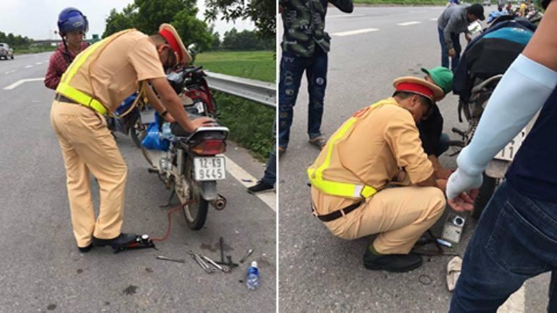 đinh tặc, cao tốc Hà Nội Bắc Giang