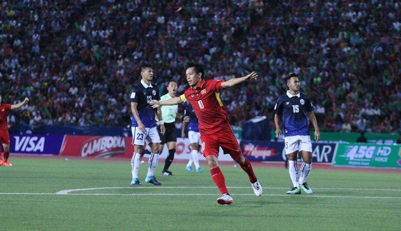 kết quả bóng đá, tuyển Việt Nam, Mai Đức Chung