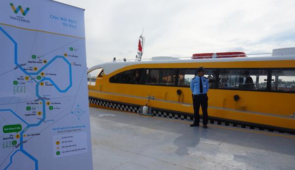 Sắp có buýt sông kết nối trung tâm Sài Gòn với Côn Đảo
