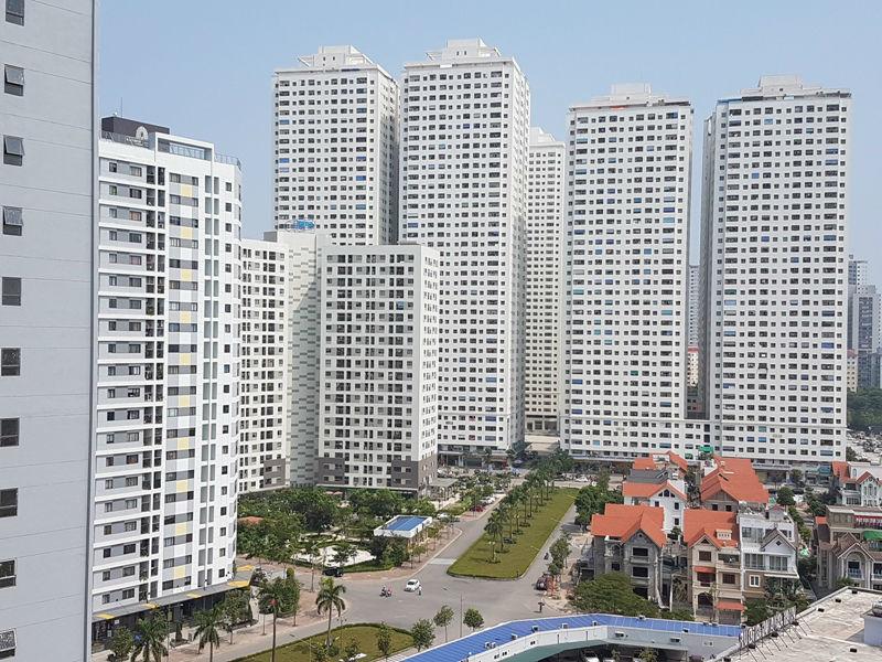 khu đô thị Linh Đàm, khu đô thị Tây Nam Linh Đàm, nhà ở tái định cư, chung cư thương mại, thu hồi đất, quy hoạch Linh Đàm, quy hoạch đô thị, quy hoạch hạ tầng, khu đô thị kiểu mẫu