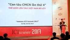 Khai mạc Vietnam ICT Summit 2017, hướng đến Cách mạng Công nghiệp 4.0
