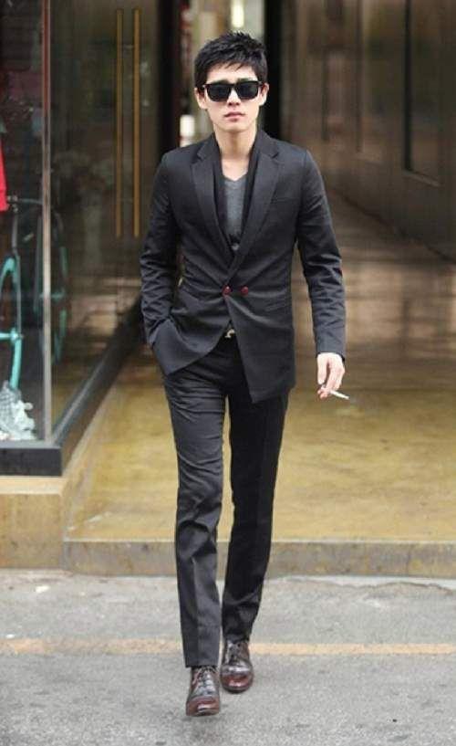 Ghép đôi quần và giầy cho nam giới thật phong cách