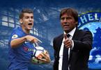 "Conte và ""sát thủ"" Morata: Tương lai của Chelsea"