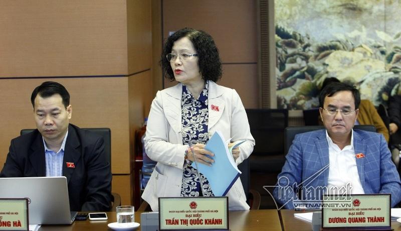 luật Hành chính công, Trần Thị Quốc Khánh