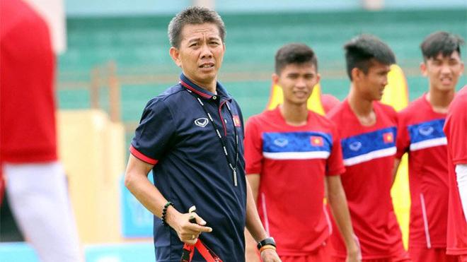 U18 Việt Nam, U18 Đông Nam Á 2017, U18 Brunei, Hoàng Anh Tuấn