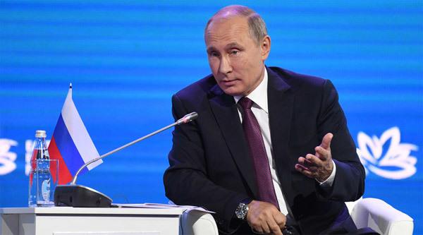Putin nói về viễn cảnh dùng vũ khí hủy diệt trên bán đảo Triều Tiên