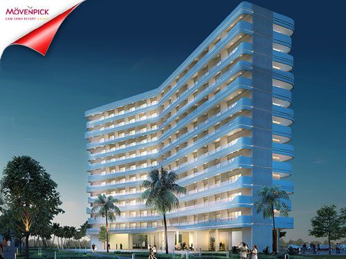 Mövenpick Cam Ranh Resort - Trái tim của Bãi Dài