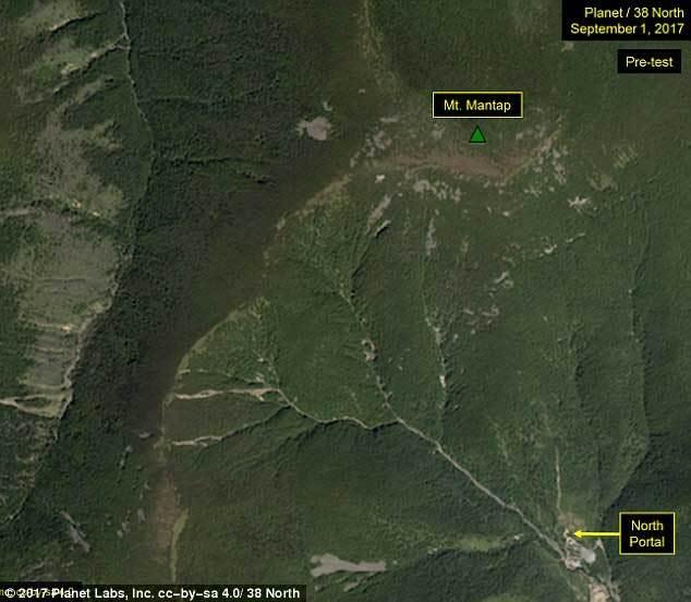bom nhiệt hạch, Triều Tiên, thử hạt nhân