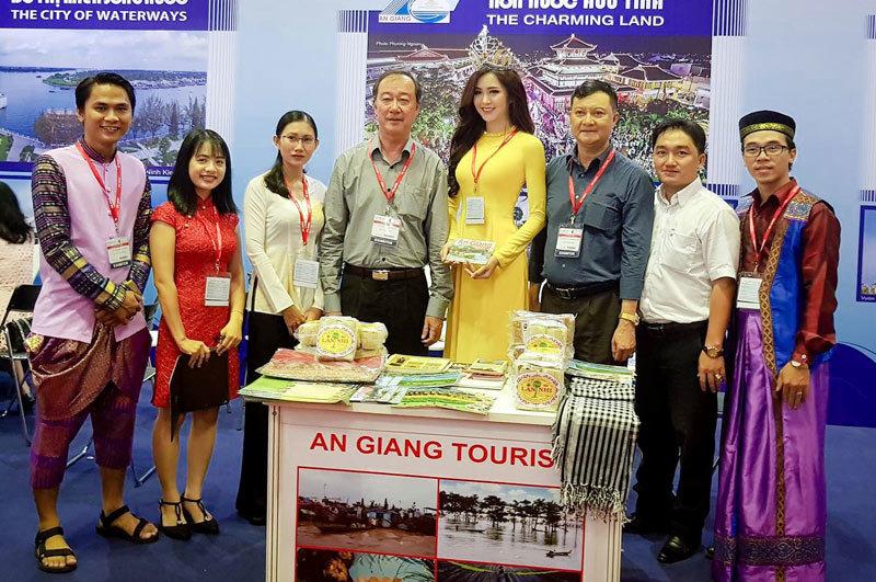 Hoa khôi Hải Yến, Hoa hậu Việt Nam 2016 - Đỗ Mỹ Linh, du lịch An Giang