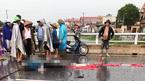 Đạp xe qua cầu, người phụ nữ bị sét đánh tử vong