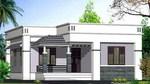 10 mẫu thiết kế nhà mái bằng 1 tầng chi phí thấp
