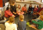 Một giờ học tiếng Anh lớp 3 ở Phần Lan