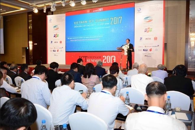 Vietnam ICT Summit 2017, Cách mạng Công nghiệp 4, Cách mạng công nghiệp 4.0