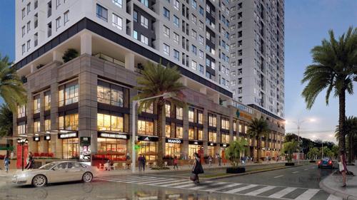 Sở hữu căn hộ phong cách Singapore chỉ từ 180 triệu đồng