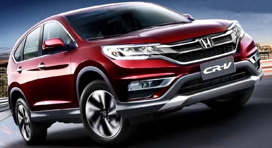 ô tô Honda, ô tô giảm giá, giá ô tô, Honda CR-V, ô tô Nhật, thuế ô tô, thị trường ô tô