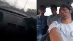 Vừa lái ô tô vừa livestream trên Facebook, 4 thanh niên sống ảo gặp nạn