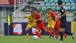 """Ông Tuấn """"con"""" tái xuất, U18 Việt Nam vùi dập Brunei 8-1"""