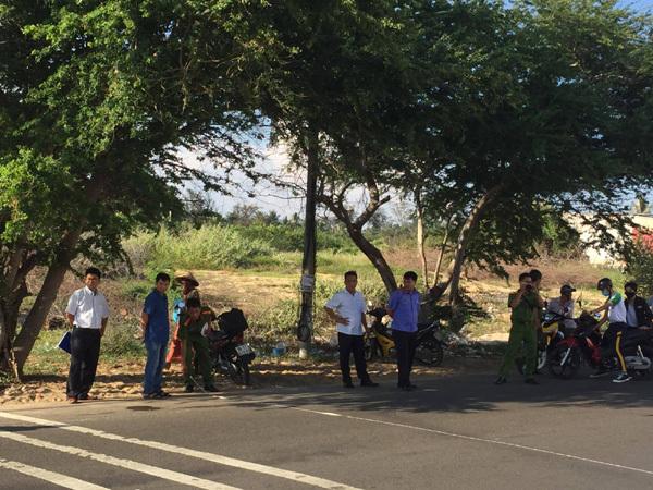 giết người, án mạng, mâu thuẫn, Bình Thuận