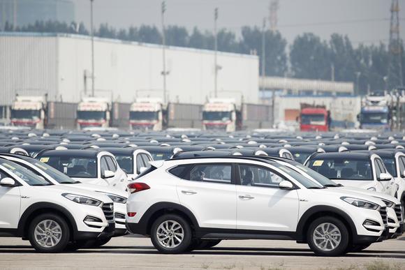 ô tô Hàn, ô tô Hyundai