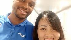 """Muốn leo cao ở V-League, Than Quảng Ninh mượn oai... """"nữ tướng"""""""