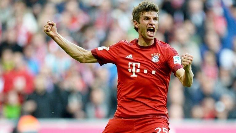 Mourinho vung 'tiền tấn' chiêu mộ Thomas Muller