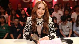 Minh Hằng thừa nhận đã có người yêu trên sóng truyền hình