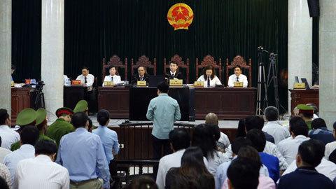 Đại án Oceanbank, Hà Văn Thắm, PVN, ngân hàng đại dương
