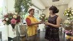 Chí Trung tỏ tình siêu lãng mạn với Vân Dung trên màn ảnh