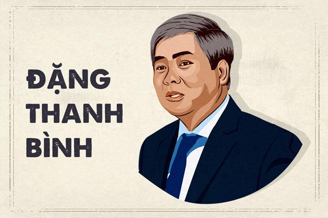 Cựu Phó thống đốc Đặng Thanh Bình vừa bị khởi tố là ai?