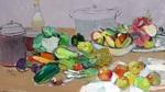 Sáng tác đa dạng chất liệu được giới thiệu trong triển lãm mỹ thuật số 5