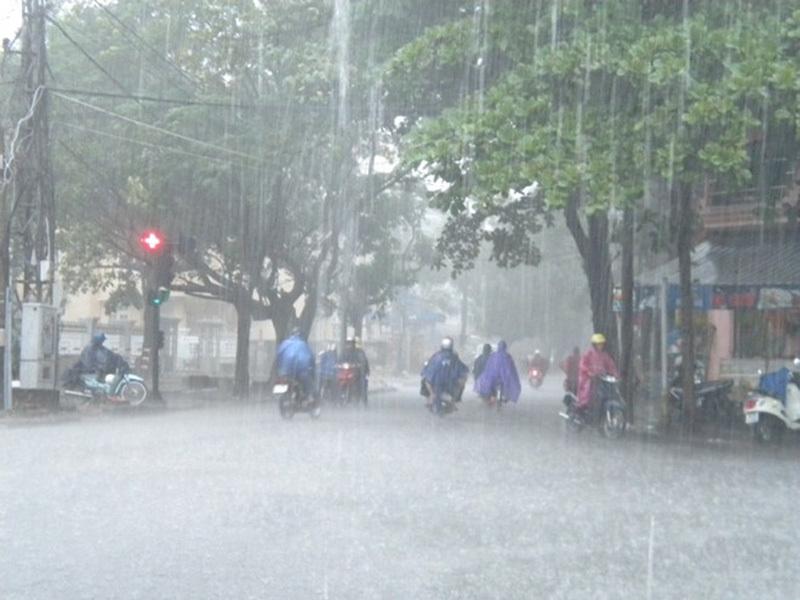 Dự báo thời tiết 9/9: Miền Bắc mưa diện rộng