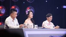 Danh hài Hoài Linh suýt rơi nước mắt trên truyền hình