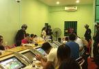 Đánh sập ổ cờ bạc cực lớn ở trung tâm Sài Gòn