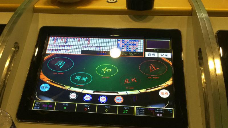 ổ cờ bạc, cờ bạc khủng, tụ điểm cờ bạc trá hình