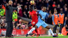 Man City vs Liverpool: Tấn công rực lửa
