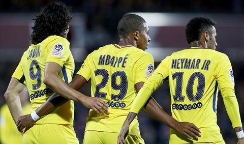 Metz 1-5 PSG