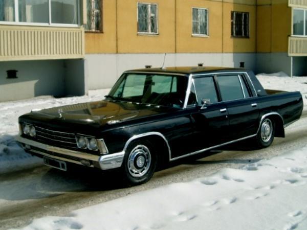 Xe hơi cố lãnh đạo Liên Xô có giá triệu đô